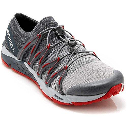 多様な少ないプログラム(メレル) Merrell メンズ 陸上 シューズ?靴 Bare Access Flex Knit Trail-Running Shoes [並行輸入品]