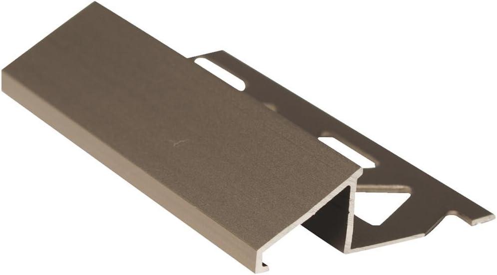 10mm MD 84202 V 3//8 PVC Tile Edge 8Ft White Tile Trims
