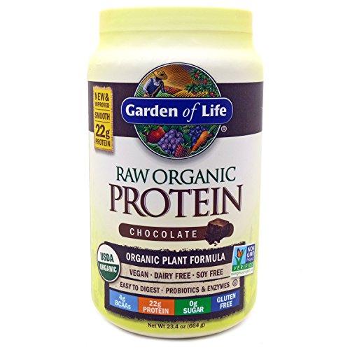 Garden Life Organic Chocolate Servings