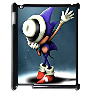 Personalized Sonic the Hedgehog And Michael Jackson Ipad 3 Case Best Durable Back Cover