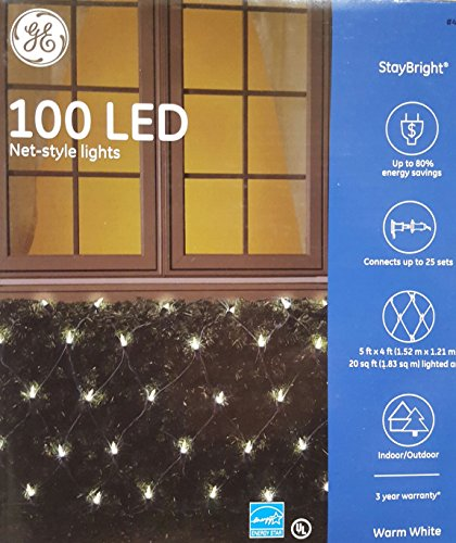 GE Christmas StayBright 5 5mm Light