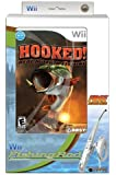 Wii Hooked! Real Motion Fishing w/controller