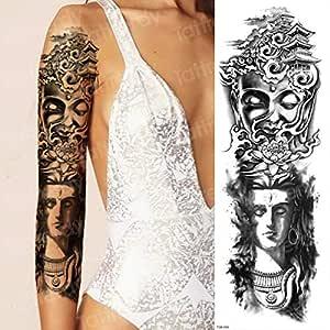 Handaxian 3pcs Angel War Demon Tatuaje anti-3pcs-15: Amazon.es: Hogar