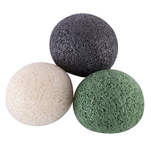 Sponge Natural Original Cleansing Washing Black 1 product image