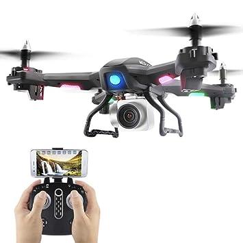 Drone RC con cámara HD de 1080P Video en Vivo WiFi Quadcopter con ...