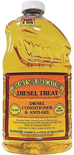 Howes 103062 'Diesel Treat' Diesel Conditioner and Anti-Gel - 1 - Anti Diesel Gel Fuel