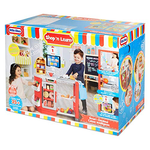 Little Tikes Shop 'N Learn Smart Checkout by Little Tikes (Image #10)