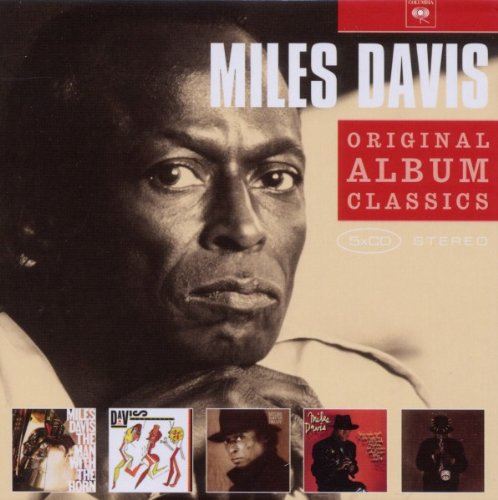 Price comparison product image Davis, Miles Original Album Classics3 Jazz Rock/Fusion