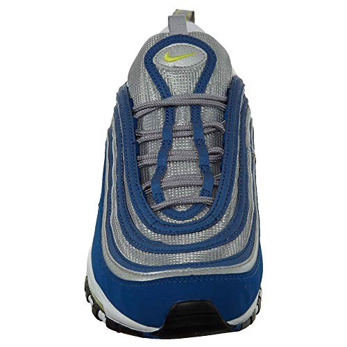 Max metallic Uomo Silver Air Blue Voltage Atlantic Yellow Sneaker Nike 97 Blu pw5T7Iv7q