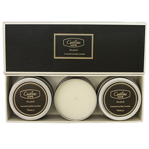 scented-candles-aromatherapy-soy-wax-candle-perfect-gifts-3-pack-tin-4oz-vanilla-scent-caitlins-home