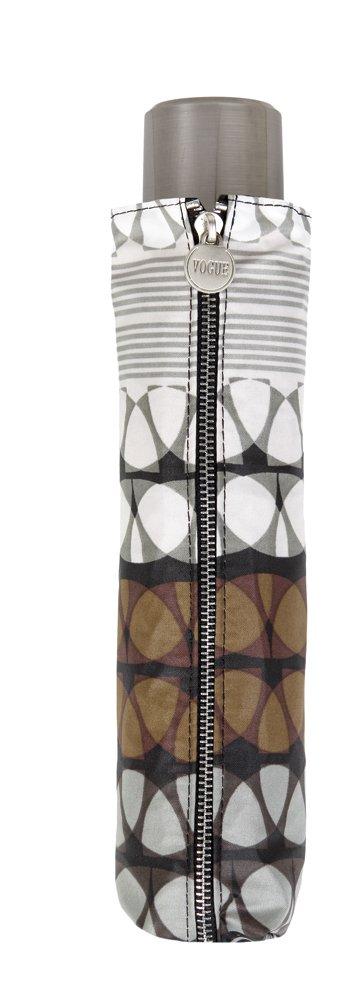 Paraguas Plegable con Bonito Estampado de Figuras geométricas. Paraguas Vogue Ligero: Amazon.es: Equipaje