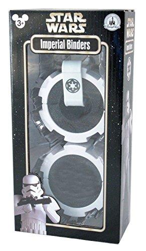 Disney Star Wars Imperial Binders with Belt -