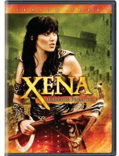 DVD : Xena: Warrior Princess - Season Four (Full Frame, Boxed Set, Snap Case, , 5 Disc)