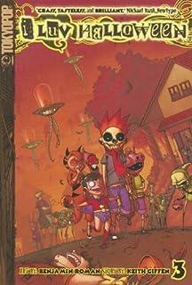 i luv halloween volume 3 v 3 - I Luv Halloween Manga