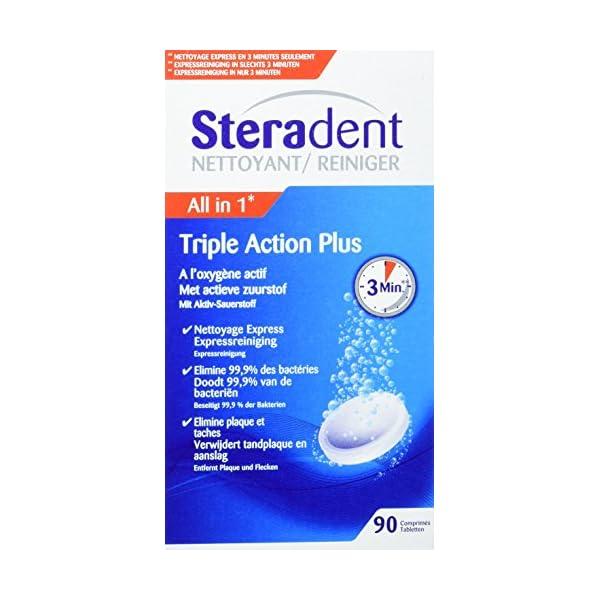STERADENT - STERADENT 60+30 TRIPLE AC 2