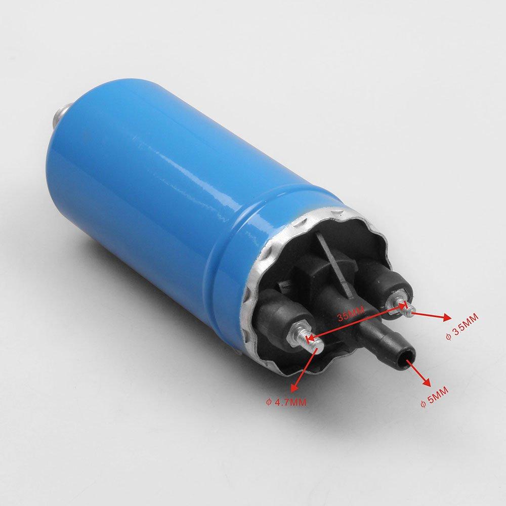 Sporacingrts Electric Fuel Pump 0580464038 for Renault//Alfa Peugeot//Opel