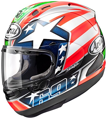 ARAI motorcycle helmet full face RX-7X HAYDEN (61-62cm)