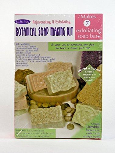 juvenating Botanical Soap Bar Kit (Rejuvenating Kit)
