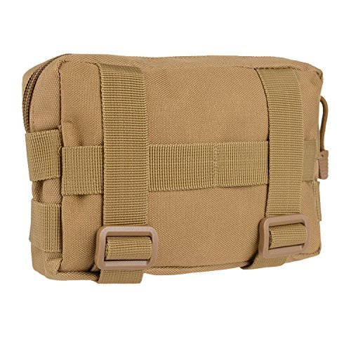 Just Molle Pouches Fine Jewelry Compact Water-resistant Multi-purpose Edc Utility Gadget Gear Hanging Waist Bag Pouch
