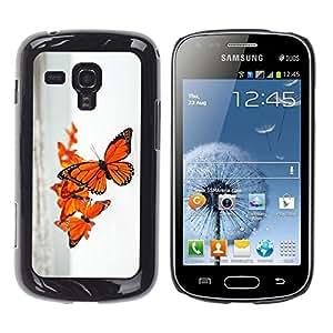 For Samsung Galaxy S Duos / S7562 Case , Spring Nature Ocean Sea Sky - Diseño Patrón Teléfono Caso Cubierta Case Bumper Duro Protección Case Cover Funda