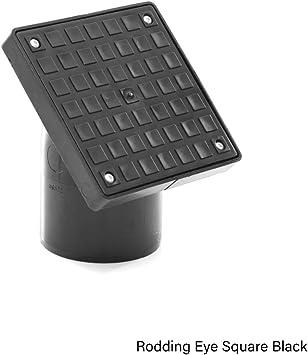 110mm Soil Pipe Fittings Black Bend Vent Boss Adapter Socket Branch Valve