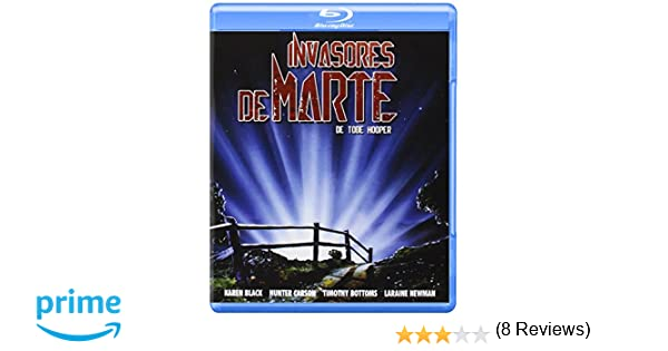 Invasores De Marte [Blu-ray]: Amazon.es: Karen Black, Hunter ...
