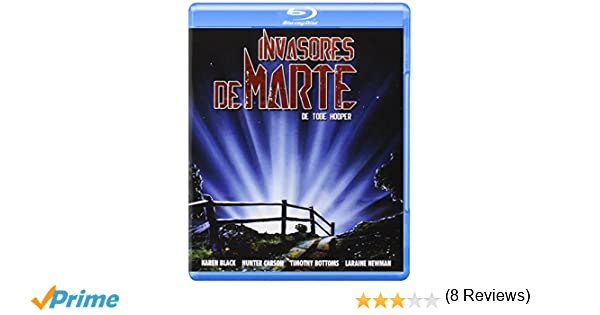 Invasores De Marte [Blu-ray]: Amazon.es: Karen Black, Hunter ...