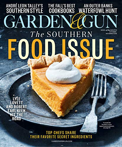 Top recommendation for garden and gun magazine