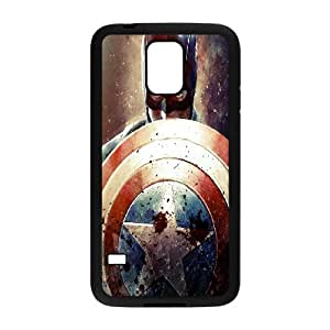 TV shows Captain America posters phone Case Cove For Samsung Galaxy S5 XXM9938214