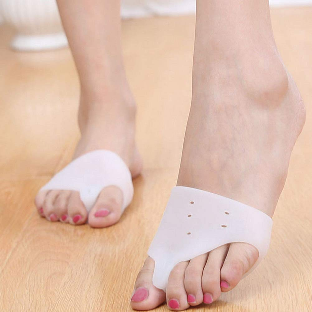 Toe Separators and Toe Straightener,Bunion Corrector for Relaxing Toes Bunion Relief Hammer Toe for Women and Men by Jawat