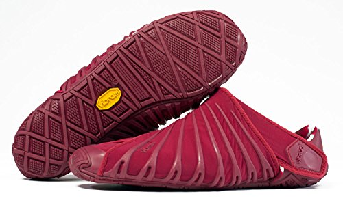 en Original nbsp;2 nus betterave Chaussures Vibram femme – FiveFingers Furoshiki sac kit avec femme pour de pieds Rouge transport pratique pour qEqAYtP