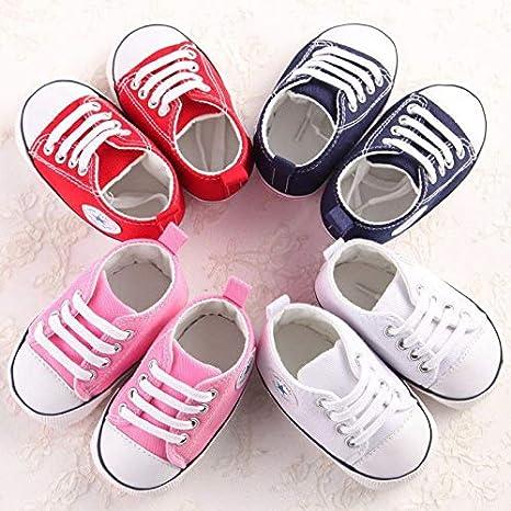 Amazon.com: FidgetKute Zapatos Comodos Zapatitos de Bebe Baby Niña ...