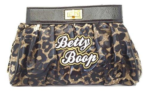 betty boop - Cartera de mano para mujer multicolor Color Multi