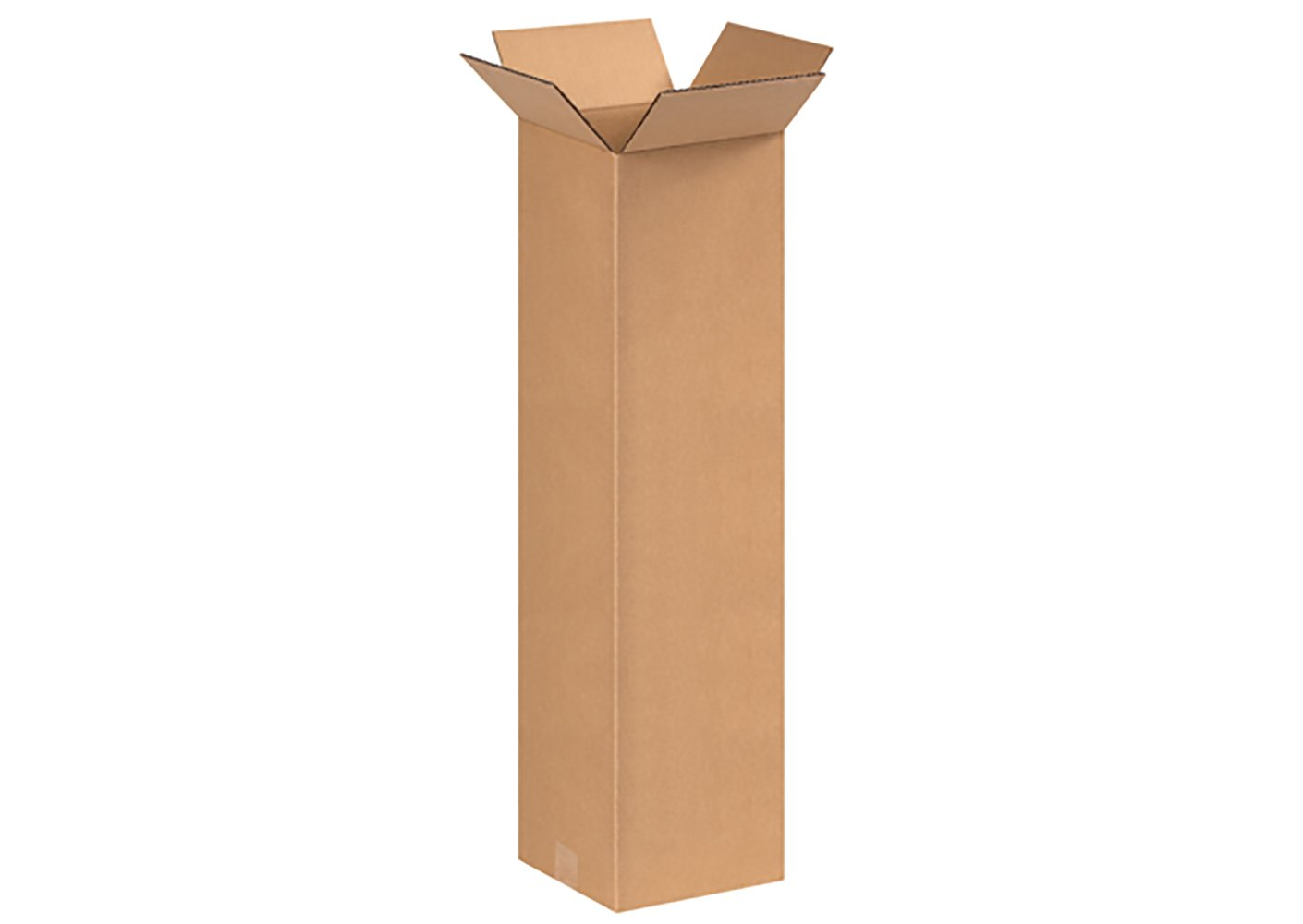 RetailSource B090930CB250 Tall Corrugated Box, 30'' Height, 9'' Width, 9'' Length, Brown (Pack of 250)