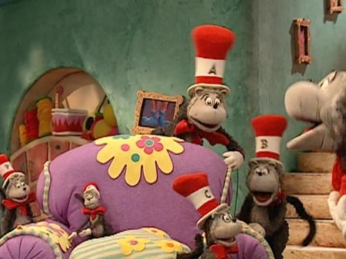The Cat In The Hat Takes A Nap (The Wubbulous World Of Dr Seuss Episodes)