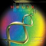 Dean Markley HELIX HD Acoustic Guitar Strings, 11-52, 2081, Light