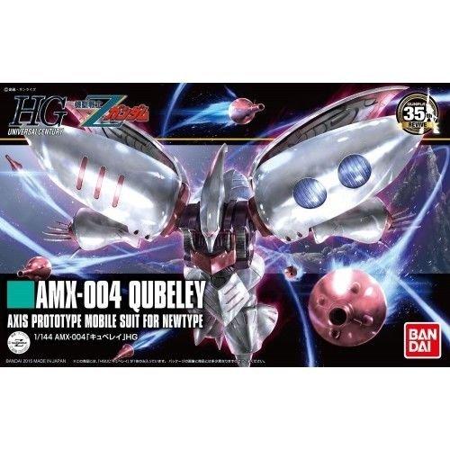 Gundam Zeta Qubeley (Revive) High Grade Universal Century 1:144 Scale Model Kit