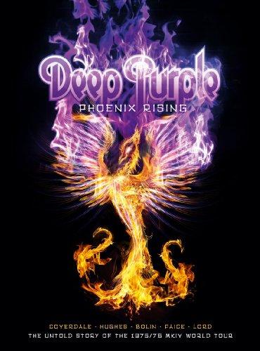 CD : Deep Purple - Phoenix Rising (Bonus DVD, United Kingdom - Import, Pal Region 2, 2 Disc)