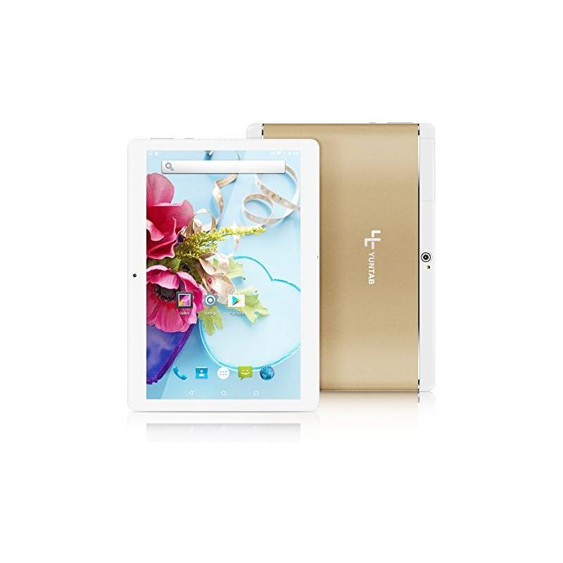 Yuntab 10.1 inch Unlocked 3G WiFi Tablet