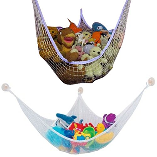 FEITONGTM-50-x-34-x-34-inches-Deluxe-Pet-Storage-Corner-Stuffed-Animals-Toys-Toy-Hammock