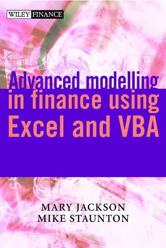 Download Advanced Modelling in Finance using Excel and VBA (The Wiley Finance Series) Pdf