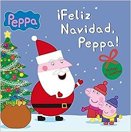 Feliz Navidad En Portugues Brasil.Feliz Navidad Peppa Peppa Pig Primeras Lecturas Amazon