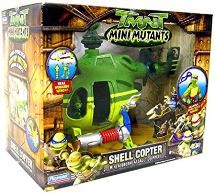 Amazon.com: Teenage Mutant Ninja Turtles TMNT Mini mutantes ...