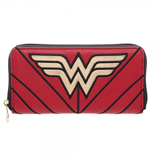 Wonder Woman Wallet - DC Comics Zip Around New gw4q42dco -