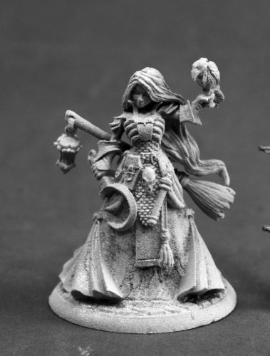 Reaper Miniatures All Hallow's Eve #01450 Special Edition Unpainted Metal -