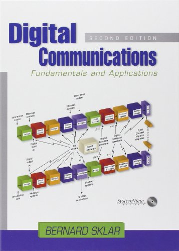 Digital Communications: Fundamentals and Applications (2nd Edition)