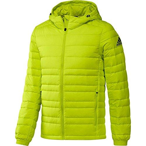 Climawarm Nuvic Jacket, Semi Solar Yellow/Black - XL ()