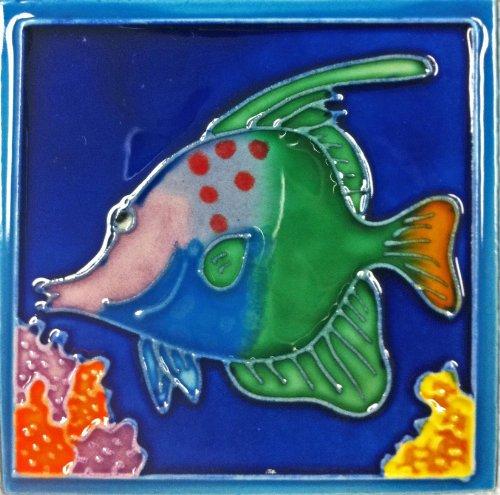 Tropical Fish Tile - 3