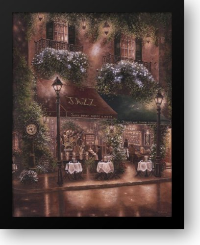 Peter Prisco Trio II 26x32 Framed Art Print by Brown, Betsy