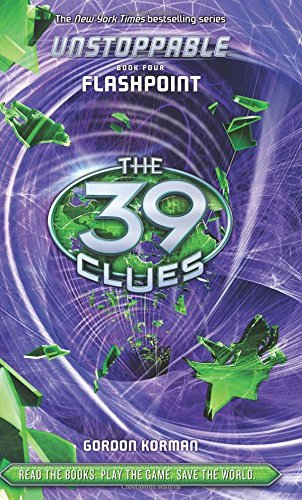 39 clues unstoppable hardcover - 8